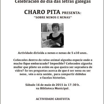 Celebración do día das Letras Galegas