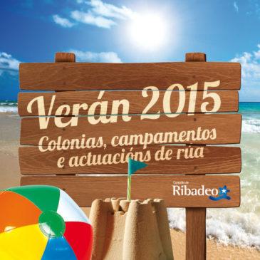 Colonias e campamentos de verán 2015