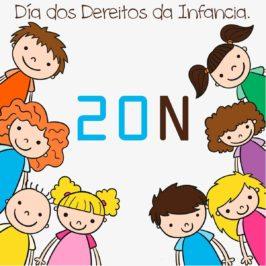 20N: Día dos Dereitos da Infancia