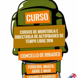 Cursos: Monitor/a e Director/a de actividades de Tempo Libre