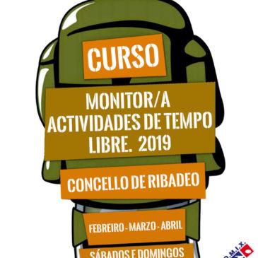 Curso de monitor/a de actividades de tempo libre