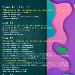 actividades concello de Ribadeo